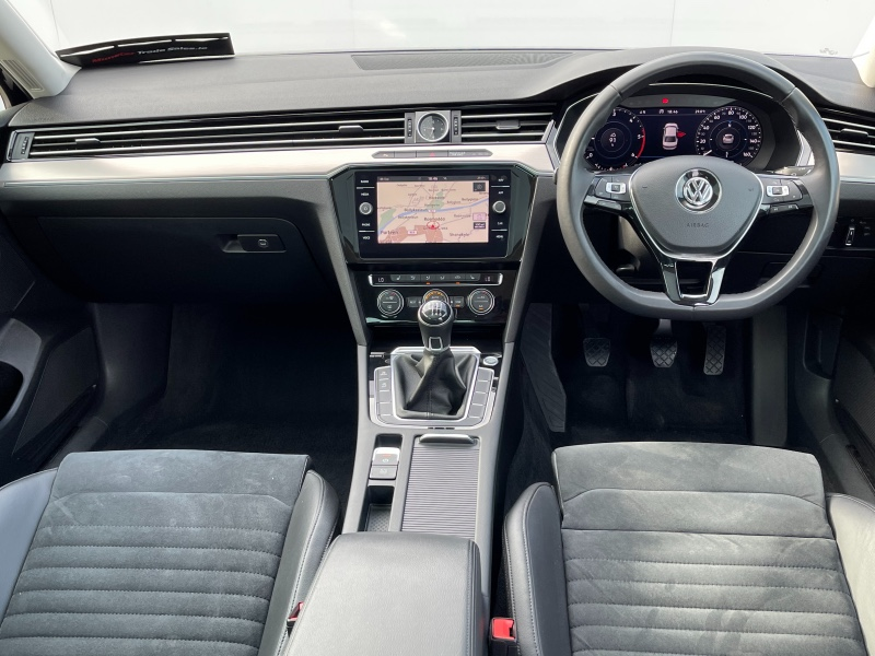Volkswagen Passat GT 150BHP Pan Roof Virtual Clocks