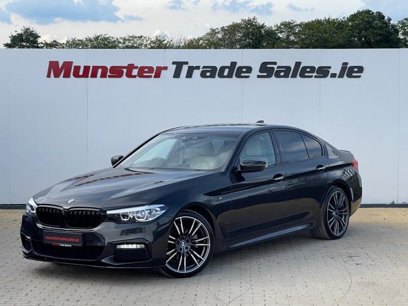 BMW 5 Series 520D M-SPORT M-Performance