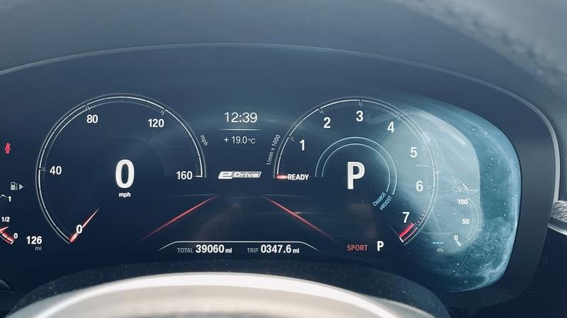 BMW 5 Series 530E HYBRID M-Sport 182