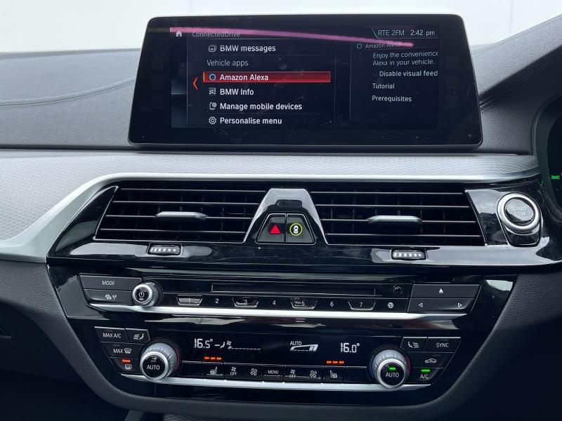 BMW 5 Series 530E HYBRID M-Sport M-performance