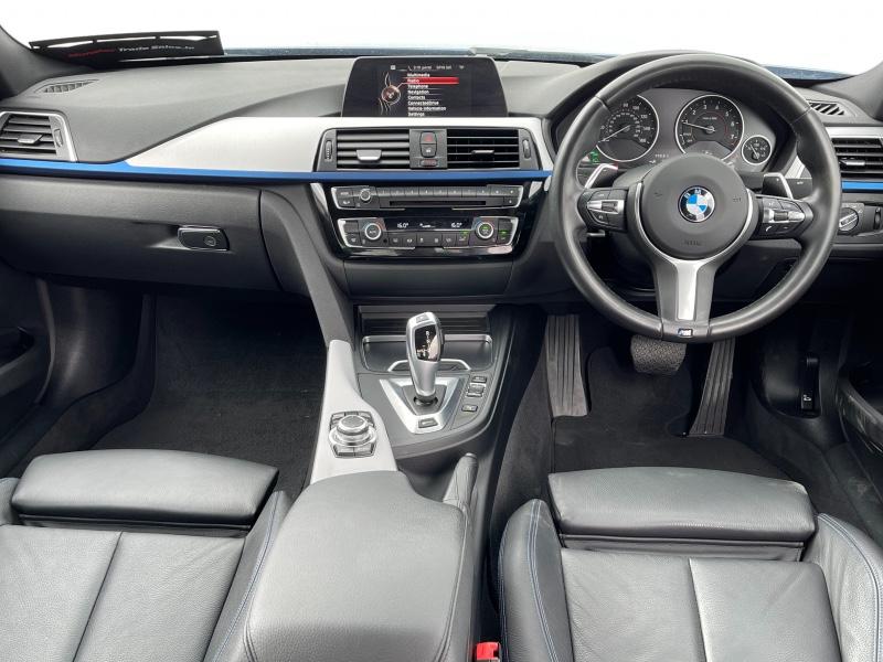 BMW 3 Series 330E M-Sport M-Performance