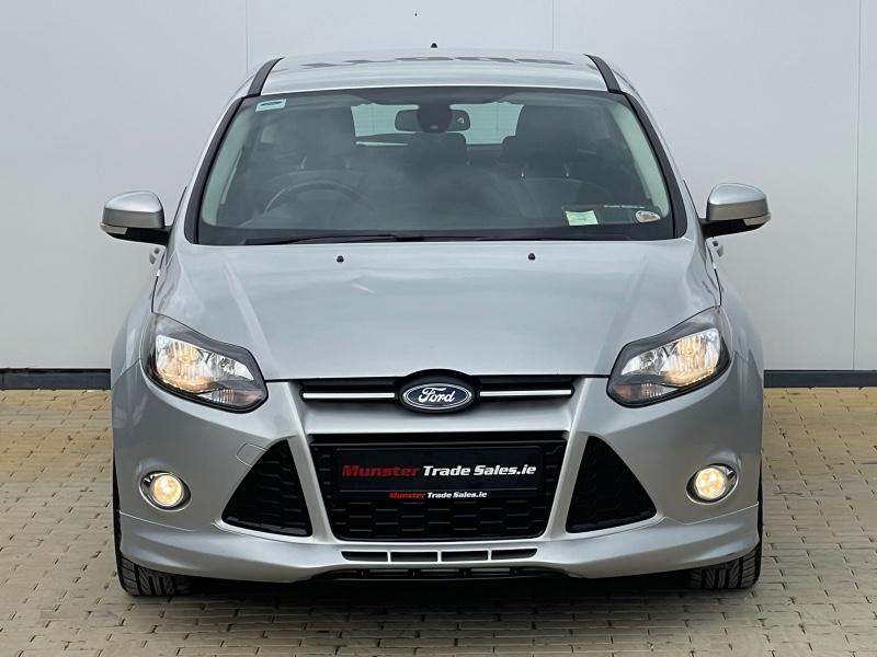 Ford Focus 1.6 TDCI ZETEC S 113BHP