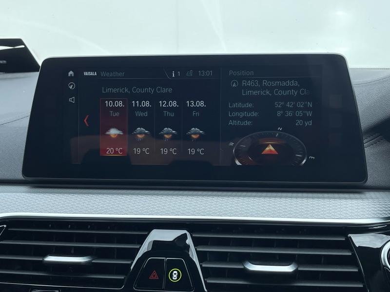 BMW 5 Series 520D G30 M-Sport M-Performance