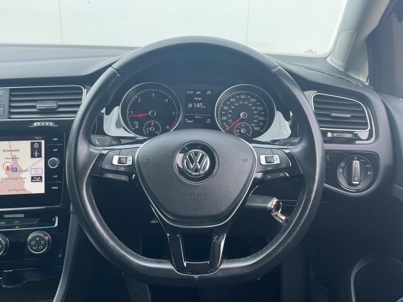 Volkswagen Golf GT Highline 1.6TDI