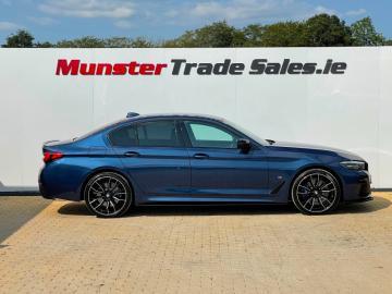 BMW 5 Series 530E M-SPORT G31 M-Performance
