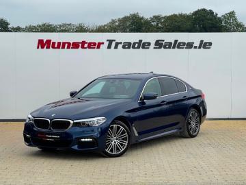 BMW 5 Series 530E M-Sport 182