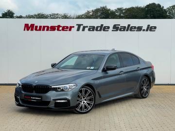 BMW 5 Series 520D G30 M SPORT PLUS