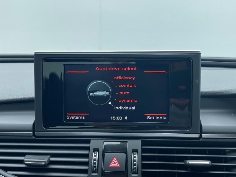 Audi A6 S Line Ultra TDI 190 Ultra S tronic Auto Start/Stop