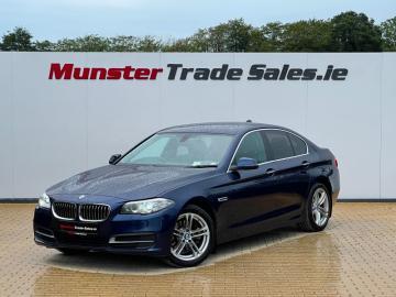 BMW 5 Series 520 5E52 4DR AUTO
