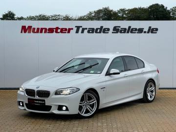 BMW 5 Series 520 D F10 M SPORT LCI 132
