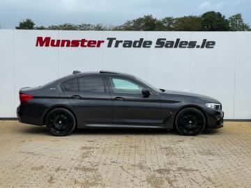 BMW 5 Series 530E M-Sport Hybrid Huge Spec 182