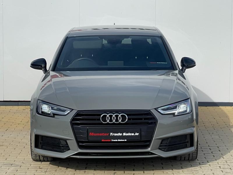 Audi A4 S-Line Black Edition 2.0TDI 190BHP Auto 182