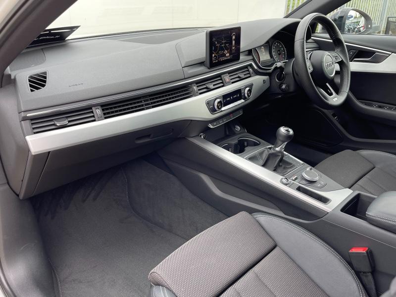 Audi A4 S-Line 150BHP