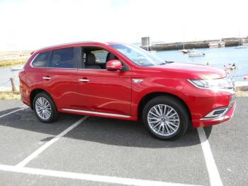 Mitsubishi Outlander Phev Instyle (ONLY 2 Left In Ireland)