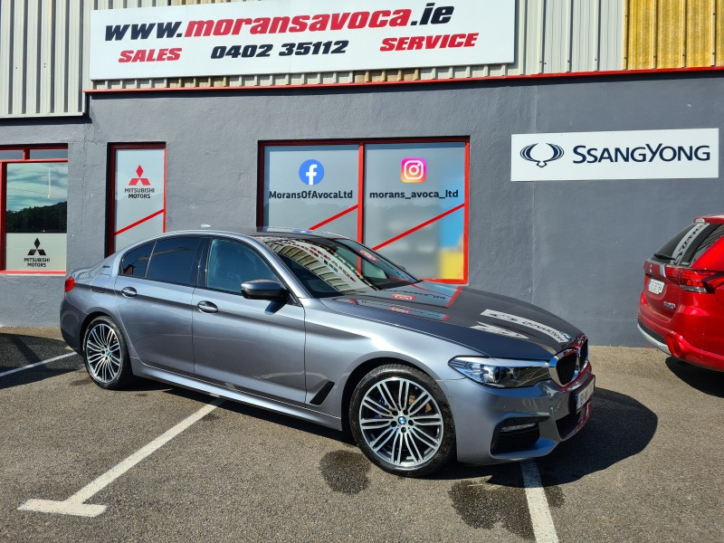 Used BMW 5 Series 2018 in Wicklow