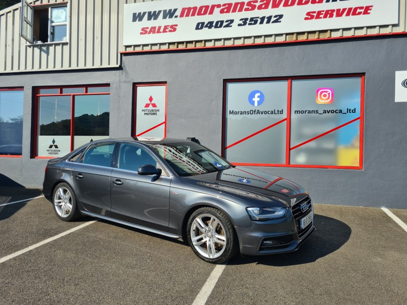 Used Audi A4 2016 in Wicklow
