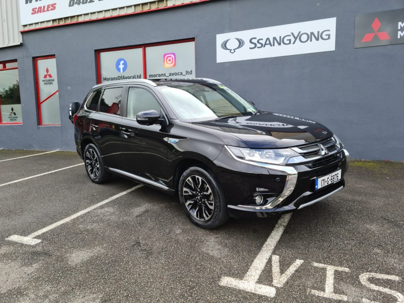Used Mitsubishi Outlander 2017 in Wicklow