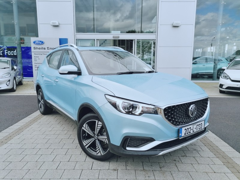 Used MG ZS 2020 in Clare