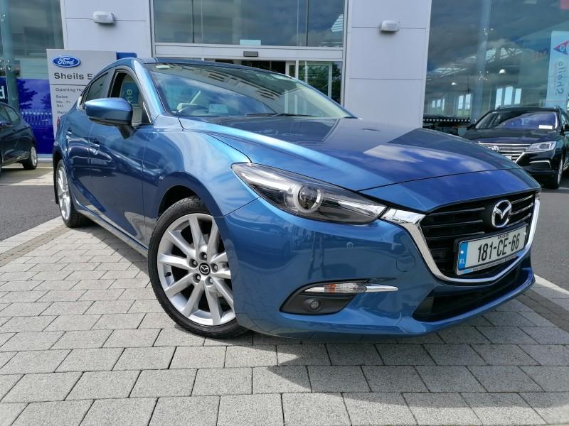 Used Mazda 3 2018 in Clare