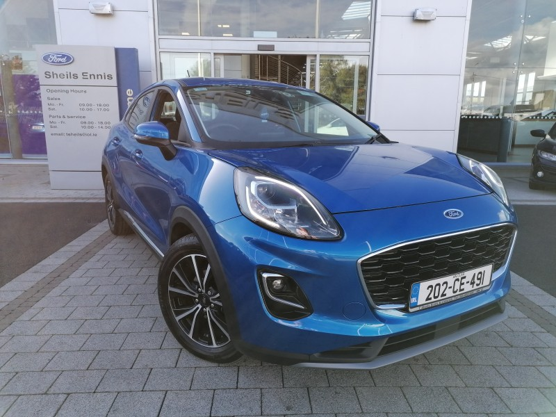 Used Ford Puma 2020 in Clare