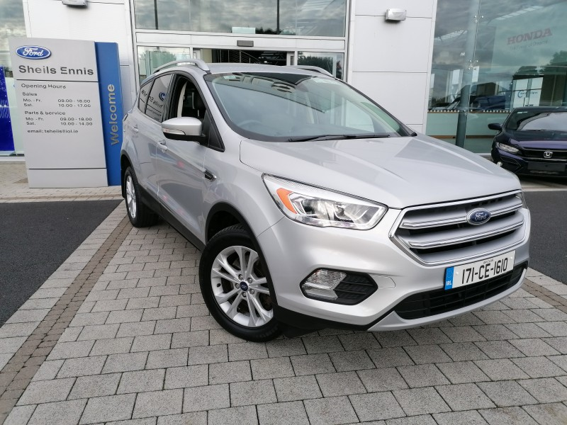 Used Ford Kuga 2017 in Clare