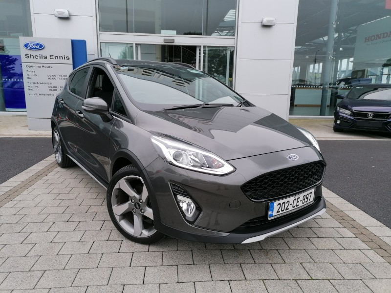 Used Ford Fiesta 2020 in Clare