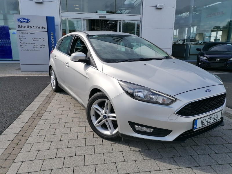 Used Ford Focus 2016 in Clare