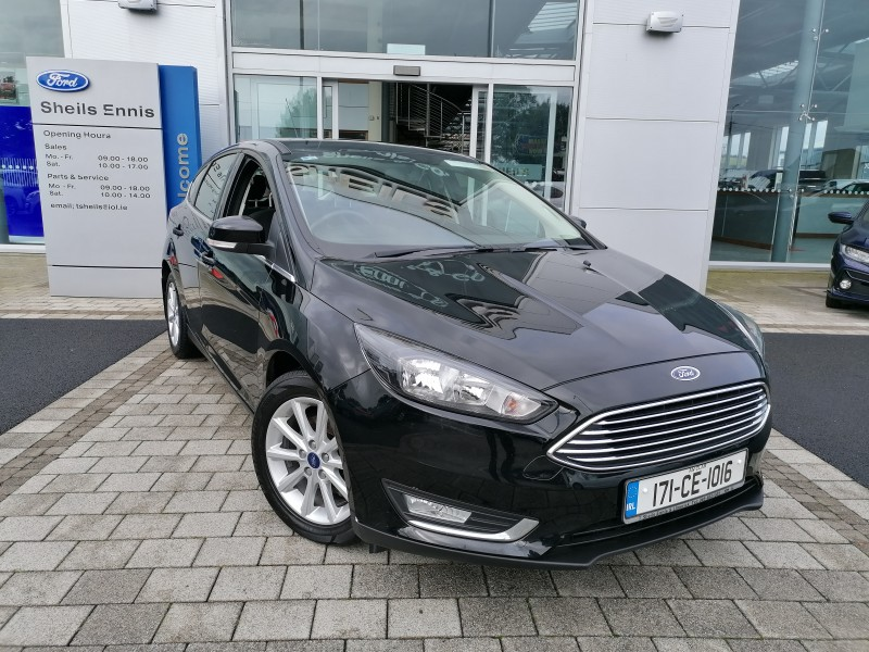 Used Ford Focus 2017 in Clare