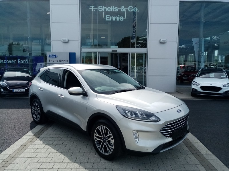 Used Ford Kuga 2021 in Limerick
