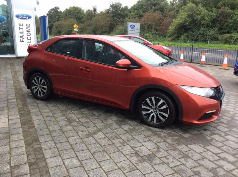 Used Honda Civic 2015 in Limerick