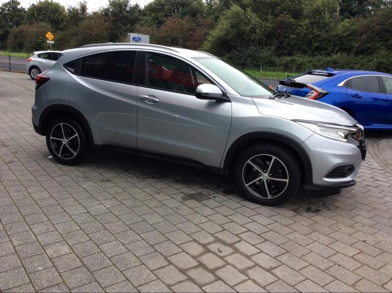 Used Honda HR-V 2019 in Limerick