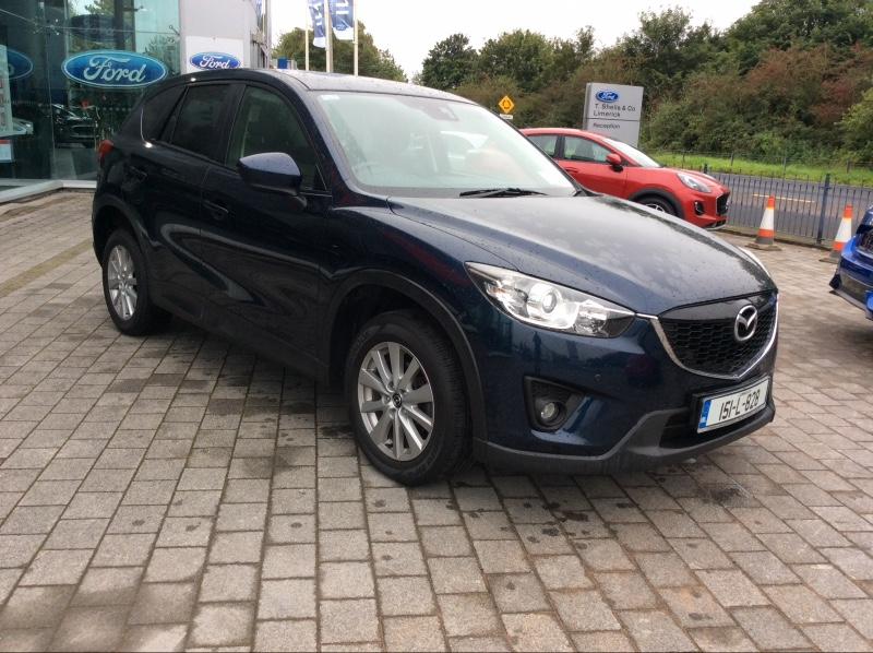 Used Mazda CX-5 2015 in Limerick