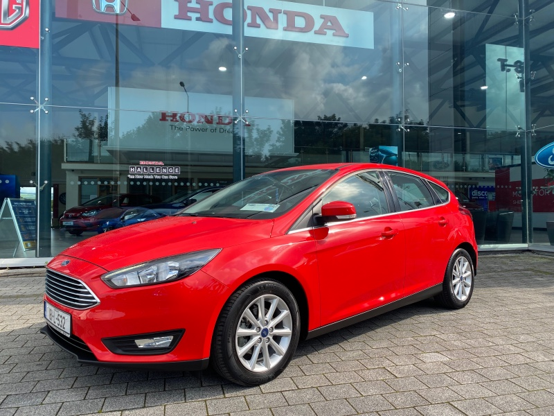 Used Ford Focus 2018 in Limerick