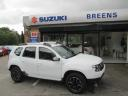 2017 Dacia Duster PRESTIGE 1.5 DCI 110 4X4 FINANCE ARRANGED FROM € 59.04 PW (€ 255.85 PM) OVER % YEARS € 1425 DEPOSIT OR TRADE IN €14,250