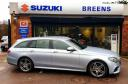 2018 Mercedes-Benz E-Class Trade-in Booster of €1500. E 220 D AMG LINE AUTO From €674 P/Month with a minimum 10% deposit. T's & C's apply €37,900