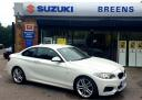 2017 BMW 2 Series NEW ARRIVAL!! BMW 218 M Sport 218d Step Auto Start/Stop From €425 P/Month with a minimum 10% deposit. T's & C's apply €23,900