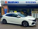 2017 Honda Civic NEW ARRIVAL!!! SE 129 VTEC Turbo Start/Stop From €336 P/Month with a minimum 10% deposit T's & C's apply €18,900