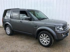 2016 Land Rover Discovery SDV6 SE Crew Cab/Commercial Option