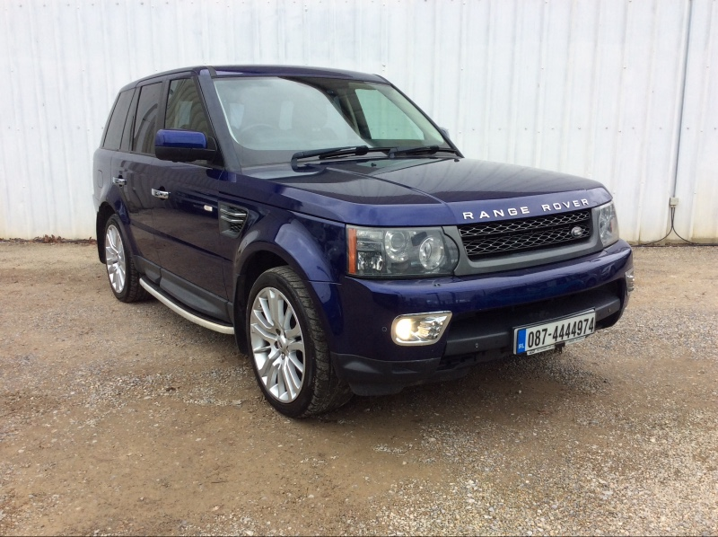 Used Land Rover Range Rover Sport 2009 in Limerick