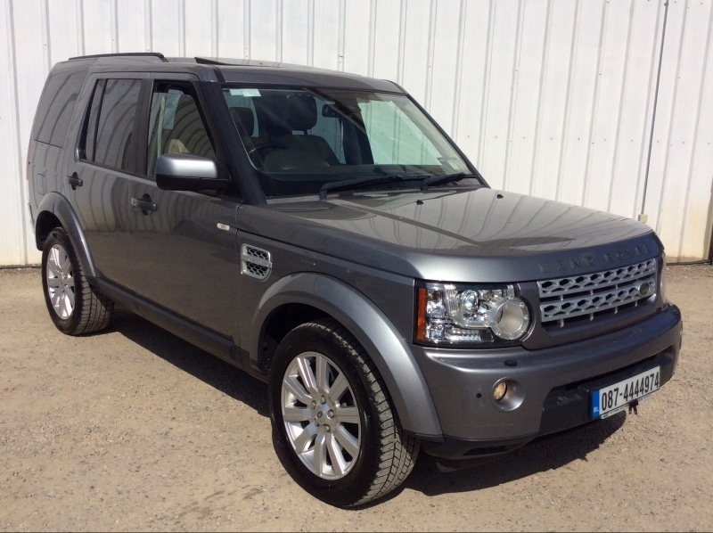 Used Land Rover Discovery 2011 in Limerick