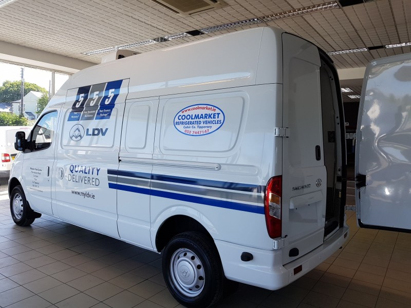 ea59d1ff8e LDV V80 Monthly Contract Hire Plan from €900