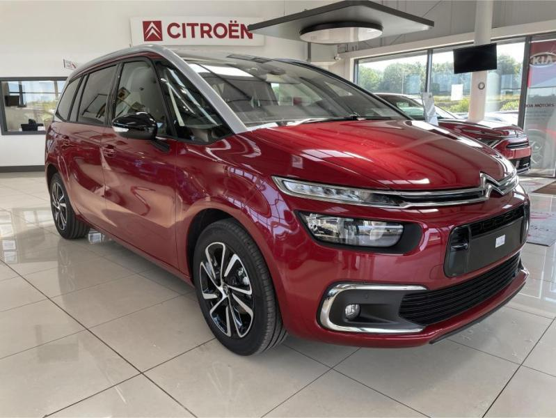Used Citroen C4 Spacetourer 2021 in Mayo