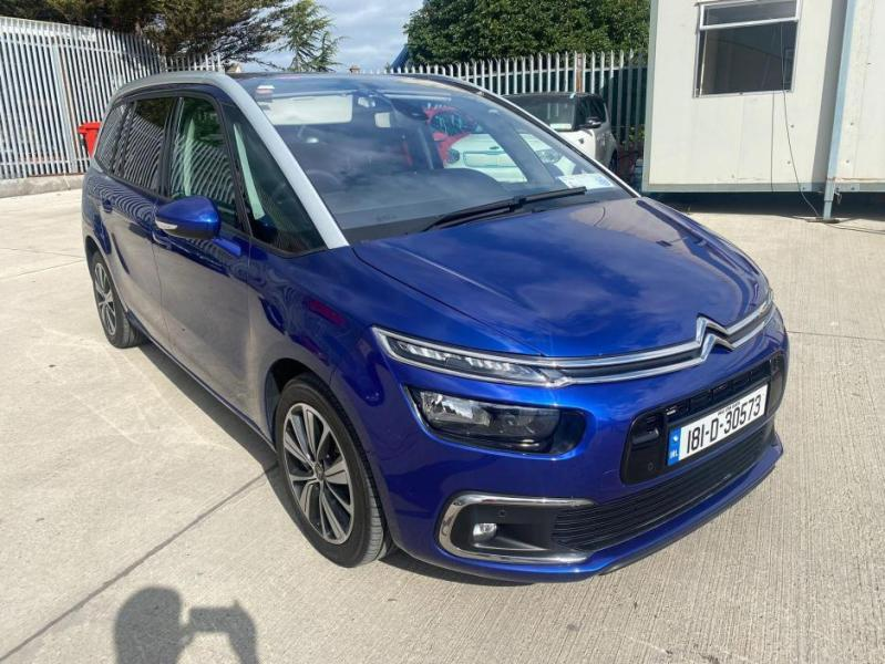 Used Citroen C4 Picasso 2018 in Mayo