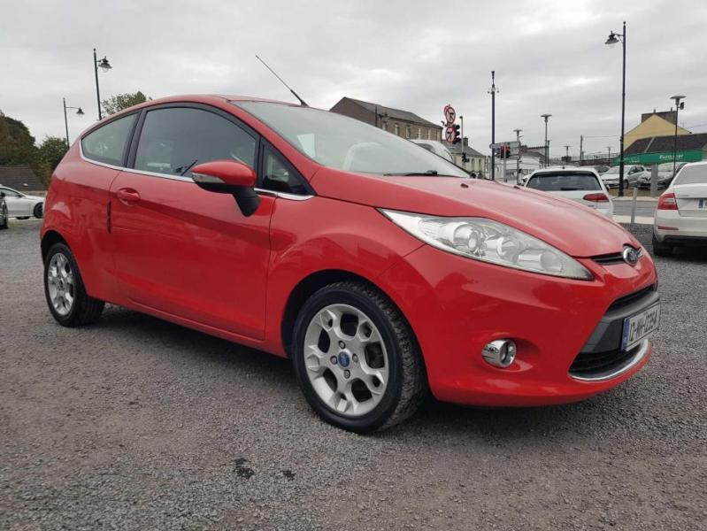 Used Ford Fiesta 2012 in Meath