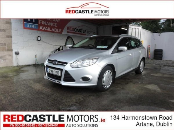 Used Ford Focus 2012 in Dublin