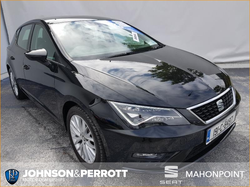 SEAT SEAT Leon (191) 1.6TDI 115HP AS NEW (FULLY SANITISED)
