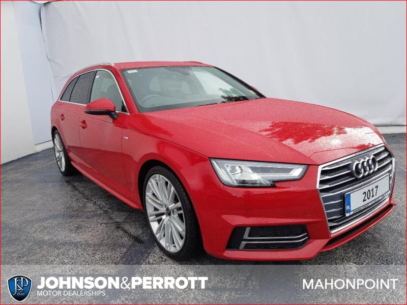 Audi Audi A4 Avant (171) S Line  AVANT 190BHP VERY LOW  KMS  TOP SPEC DONT MISS THIS ONE (FULLY SANITISED)