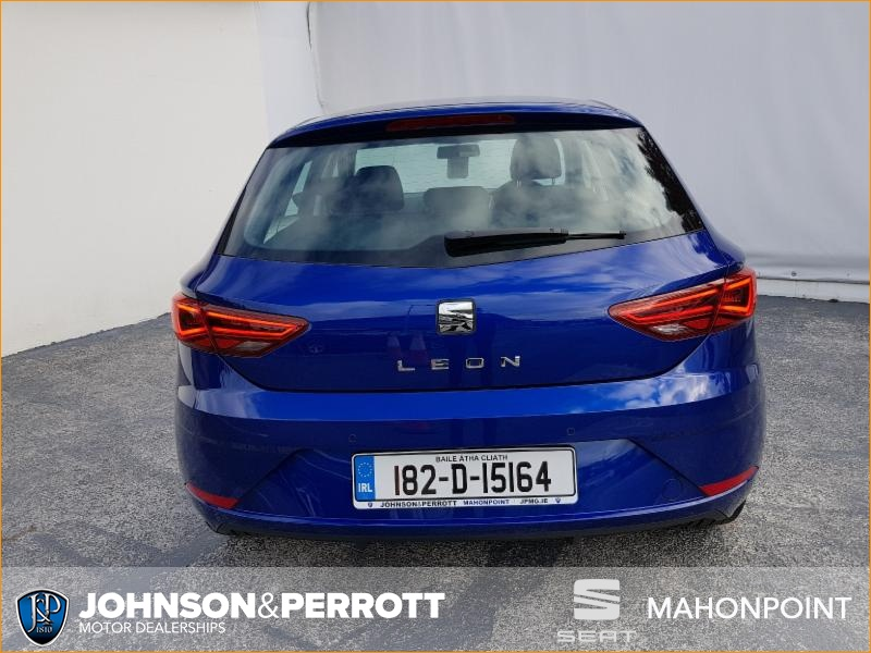 SEAT SEAT Leon (182) AS NEW TINY KMS (FULLY SANITISED)