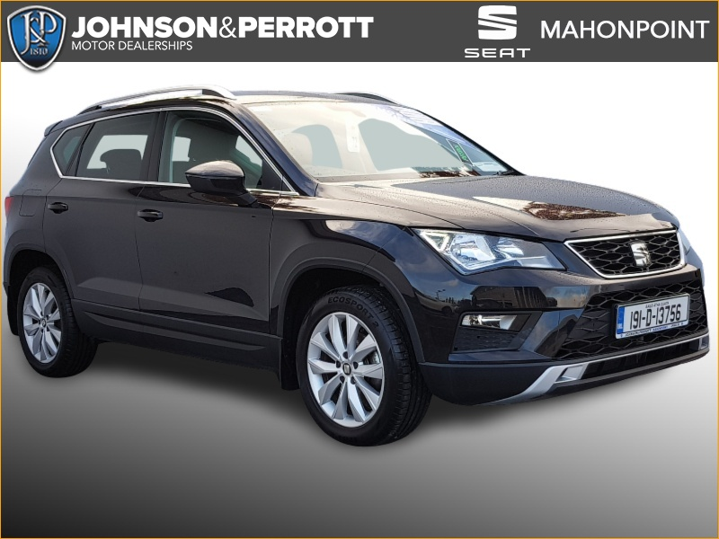 SEAT SEAT Ateca (191) BEST COLOUR COMBINATION (FULLY SANITISED)