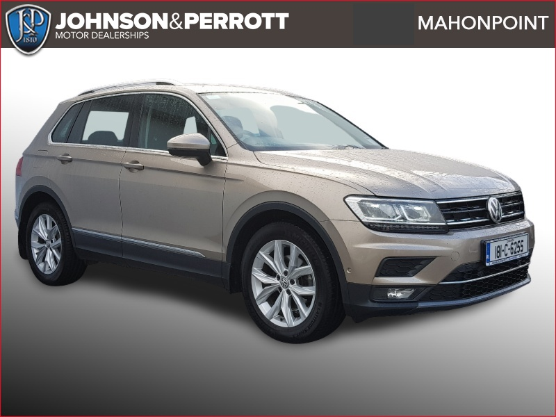Volkswagen Volkswagen Tiguan (181) HIGHLINE HUGE SPEC VERY LOW KMS  2.0TDI 150HP M